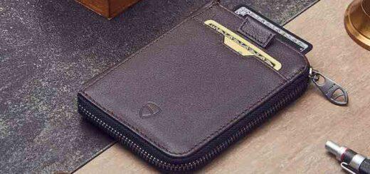 slim wallet von vaultskin 520x245