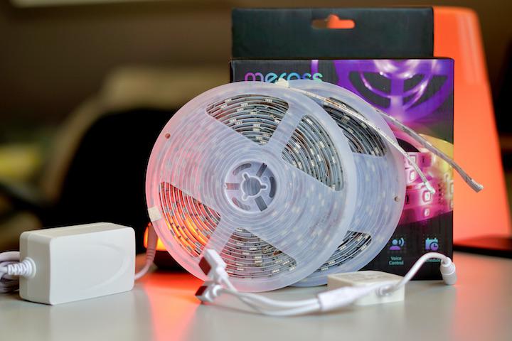 Meross Smart Strip LED Steifen mit Karton