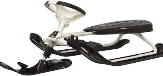 STIGA Schlitten Snowracer Rennrodel Supreme GT  520x245