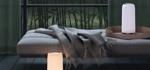 AUKEY LT T7R LED Lampe mit Touchbedienung 520x245
