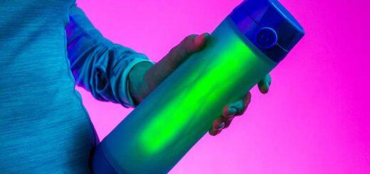 Hidrate Spark 3 smarte Trinkflasche 520x245