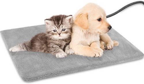 Pedy Pet Heizkissen mit Hund und Katze