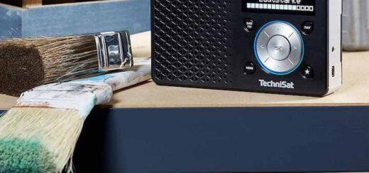 TechniSat DIGITRADIO 1 steht in Werkstatt 520x245