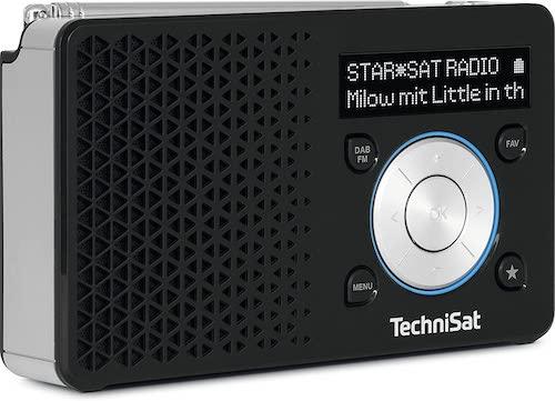 TechniSat Radio Frontansicht