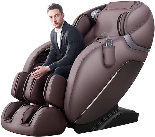 iRest 2021 Massagesessel mit Mann