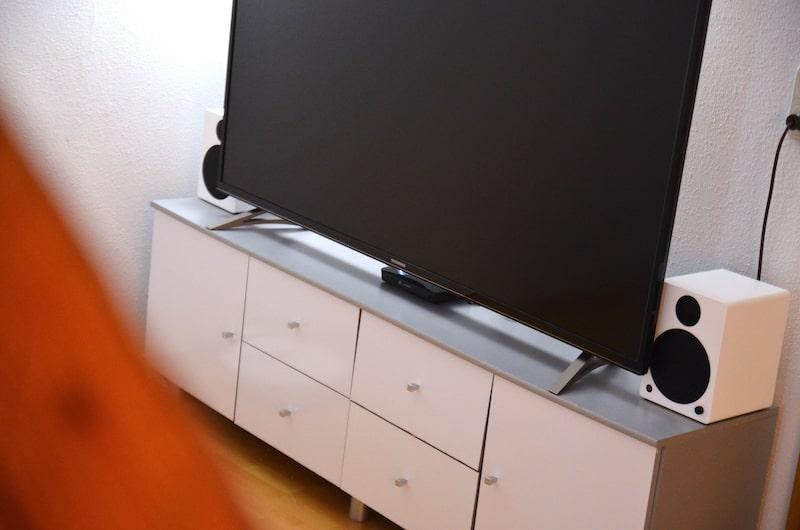 regallautsprecher oder tv speaker wavemaster