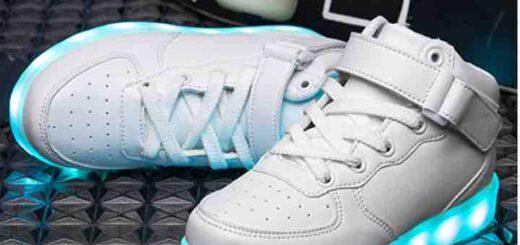 LED Schuhe 520x245
