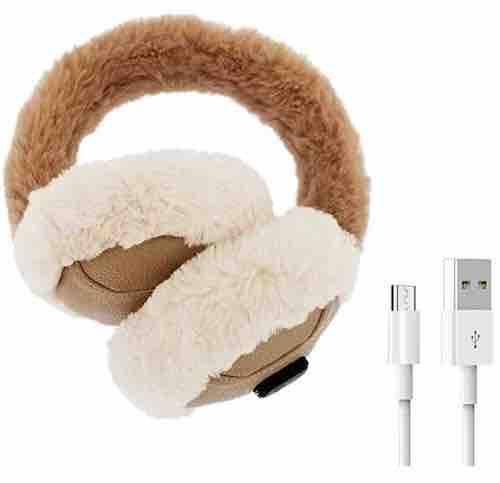 Ohrenwaermer von AROMA SEASON mit Ladekabel