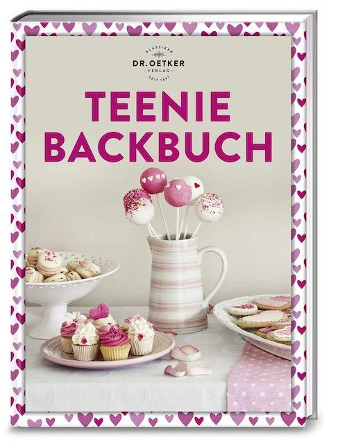 Teenie Backbuch als Geschenkidee Jugendliche