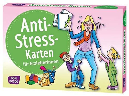 Anti Stress Karten f%C3%BCr Erzieherinnen