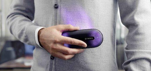 BoschFreshUp wird von Mann verwendet 520x245