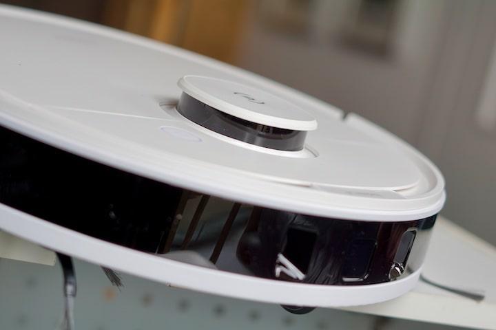 3D True Detect Lase auf der Oberseite des N8 Pro Plus