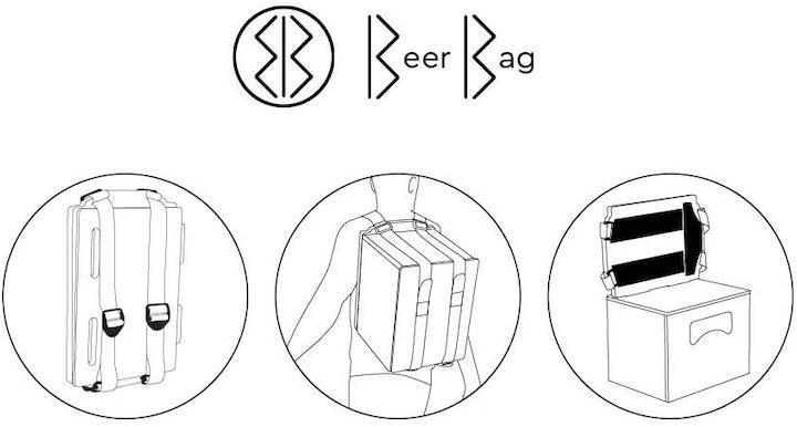 Anleitung Beer Bag