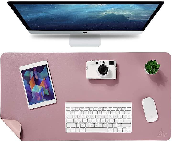 Knodel Schreibtischunterlage in rosa