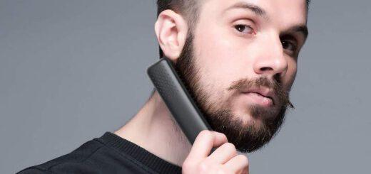 Lidasen Bartglaetter wird von Mann benutzt 520x245