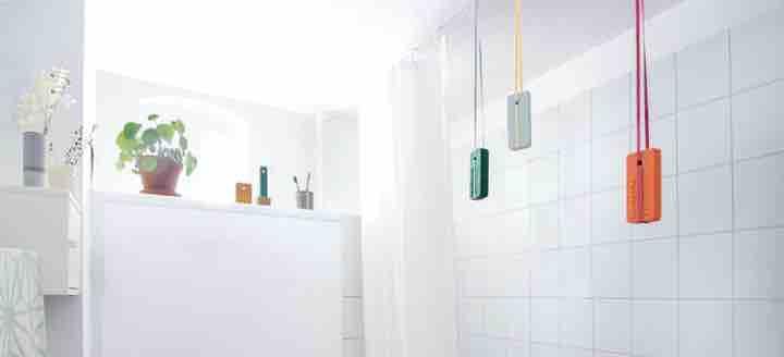 SoapBottle haengen in der Dusche Kopie