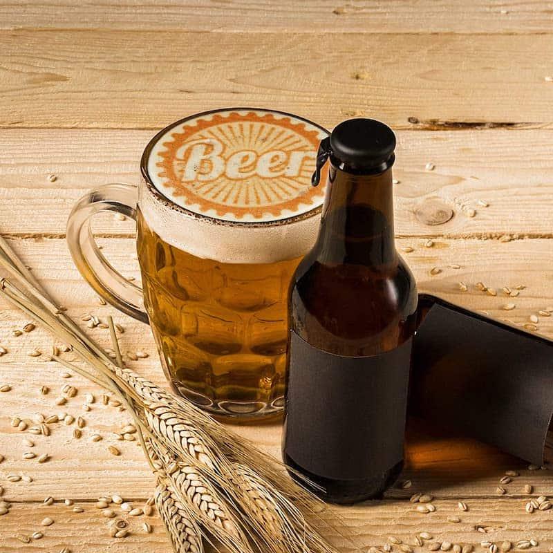 motiv auf beer Coloranino