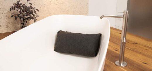 BADESOFA liegt in Badewanne 520x245