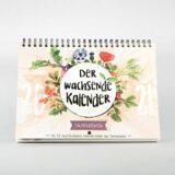 Deckblatt vom stehenden Primoza Kalender 160x160