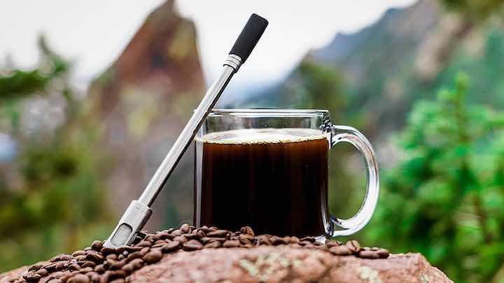 JoGo Kaffee Strohhalm mit Kaffee Kopie