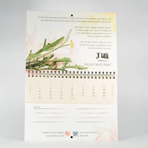 Kalenderblatt Juli von Primoza