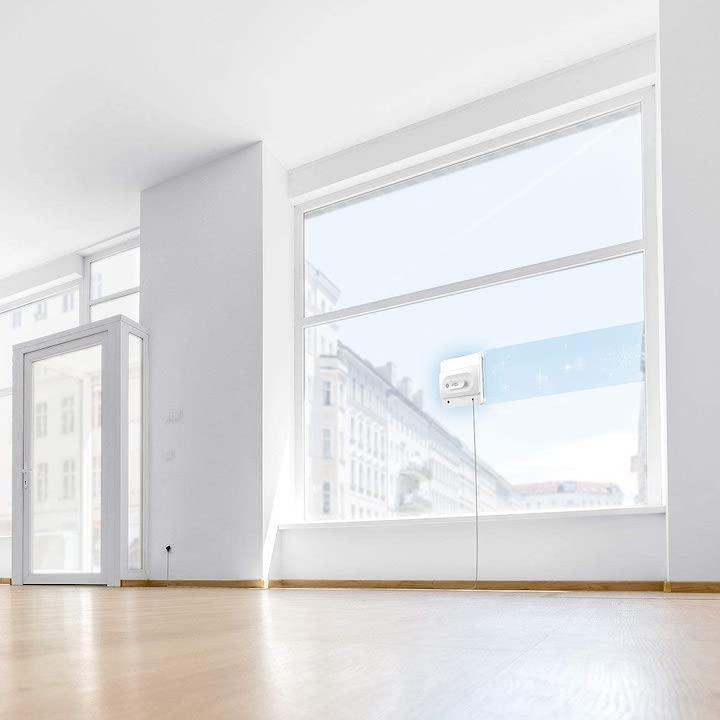 Sichler PR 040 an Fensterscheibe