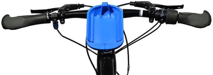 am fahrrad aber auch motorrad und eroller sminno