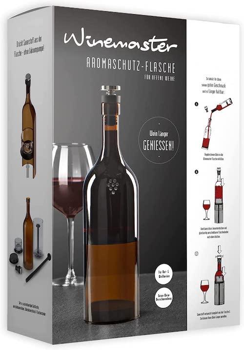 aromaschutzflasche winemaster