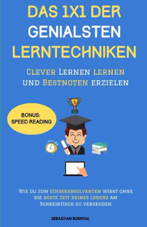 Buch zu genialen Lerntechniken unter Geschenkideen fuer Studenten