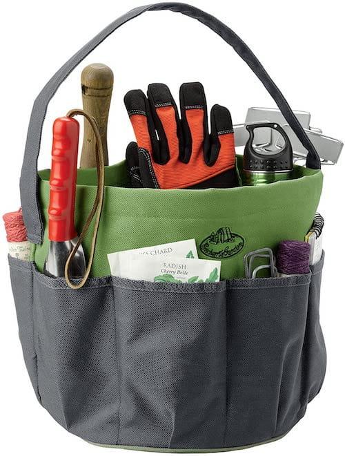 Esschert Design gartengeraetetasche mit Werkzeug