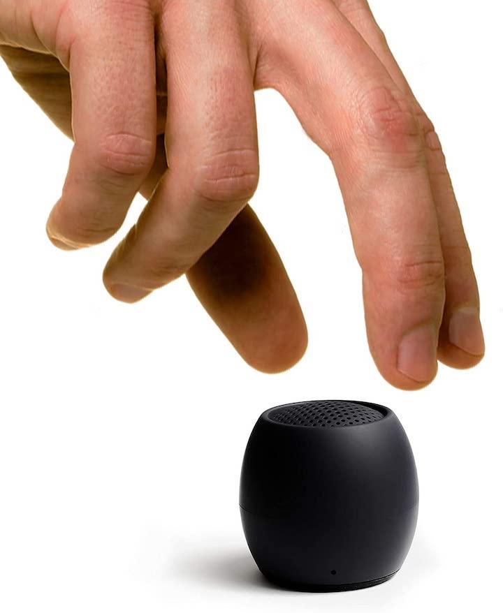 Mini Lautsprecher mit Hand