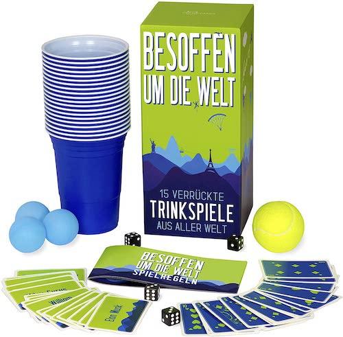 Set Trinkspiele Gutter Games