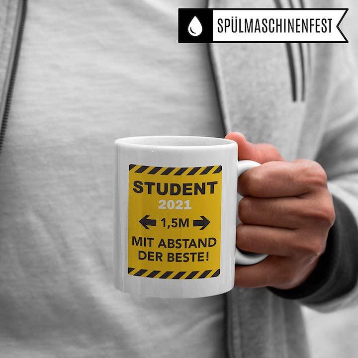 Tasse Student 2021