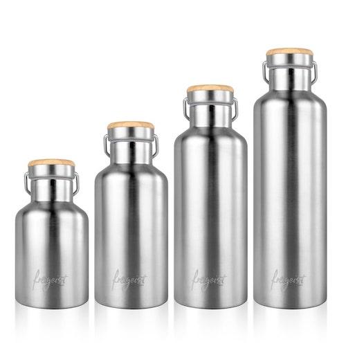 Thermosflasche von freigeist in verschiedenen Groessen