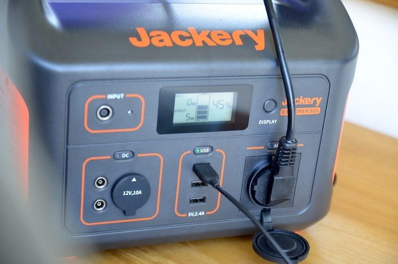 230v und 500 watt sind moeglich