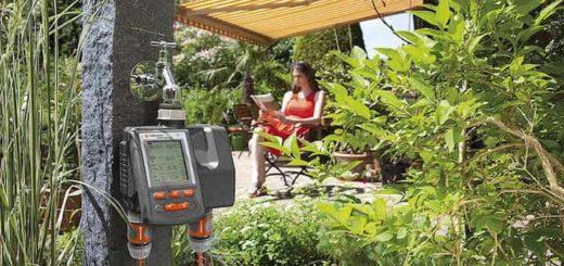 Gardena MultiControl duo aussen am Wasserhahn 520x245