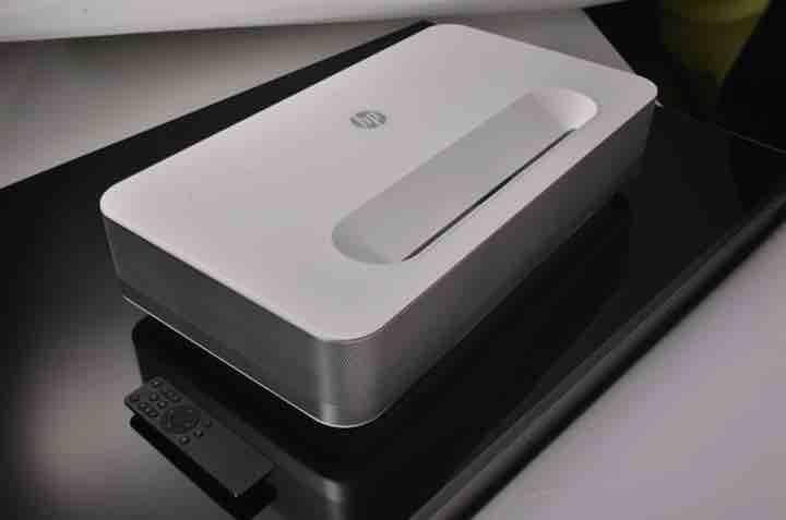 HP BP5000 Beamer mit Fernbedienung Kopie