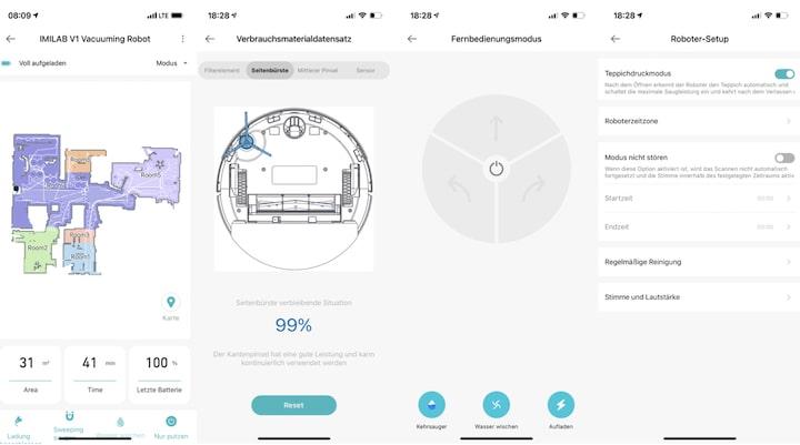 Xiaomi Home App iOS Screenshot