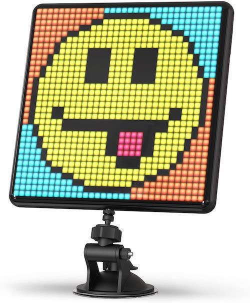 pixeldisplay mit akku testbericht