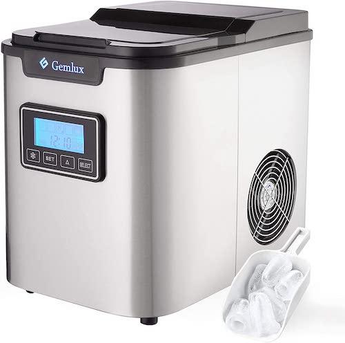 Gemlux Eiswuerfel Maschine IM 88