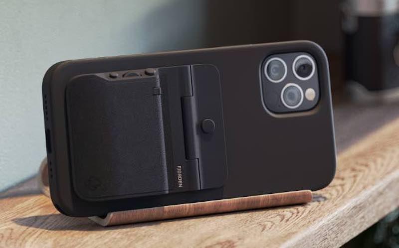 Kamera Huelle an iPhone