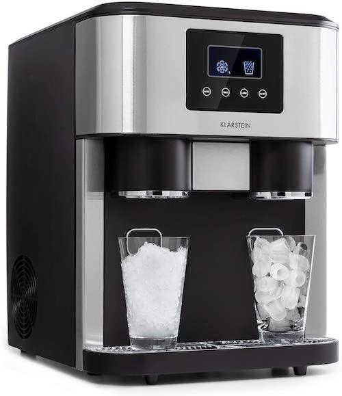 Klarstein Eiszeit Eiswuerfelmaschine