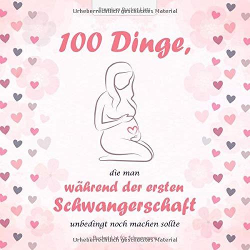 100 Dinge in der Schwangerschaft Buchcover