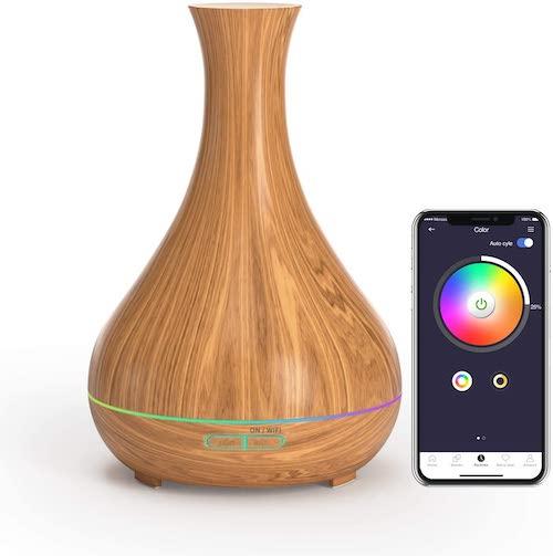 Aroma Difusser mit App Steuerung