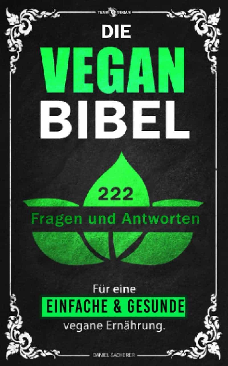 Buchcover Vegan Bibel