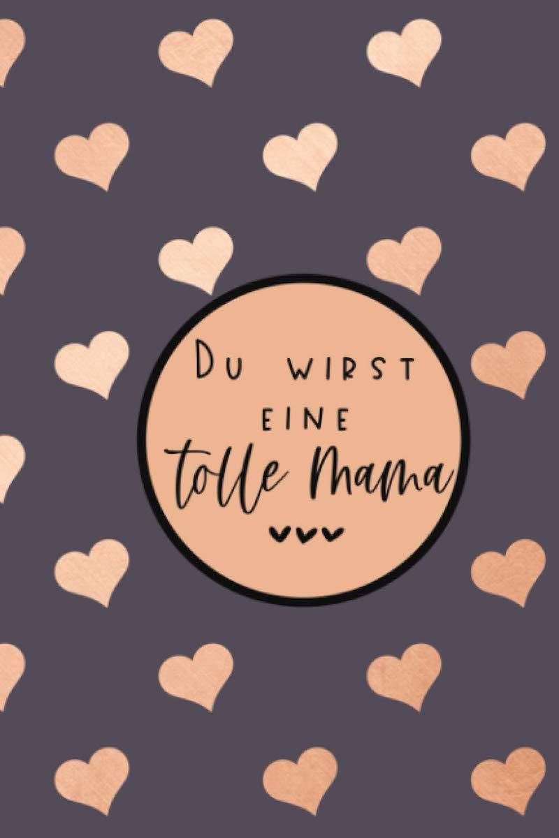 Cover Notizbuch tolle Mama