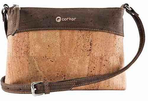 Handtasche aus Kork fuer Veganer