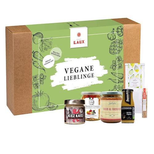 LAUX Vegane Feinkost Box
