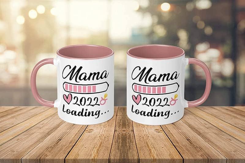 Mama Loading Tassen