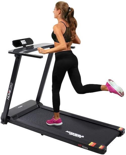 Miweba Sports HT500 mit laufender Frau